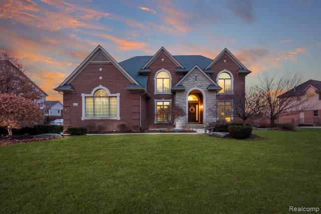 44103 Cypress Point Drive, Northville Twp, MI 48168 (#2200002906) :: Duneske Real Estate Advisors