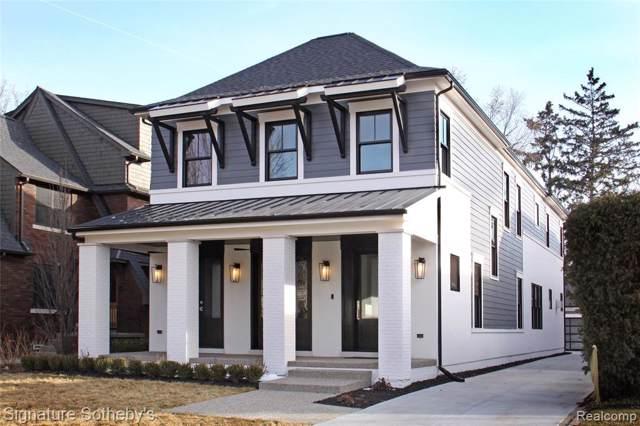 873 Watkins Street, Birmingham, MI 48009 (#2200002932) :: The Buckley Jolley Real Estate Team