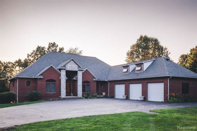 20108 Wasson Road, Unadilla Twp, MI 48137 (#2200003001) :: The Buckley Jolley Real Estate Team