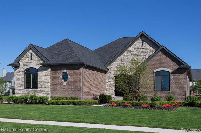 5409 Aberdeen Court, Independence Twp, MI 48348 (#2200003023) :: The Mulvihill Group