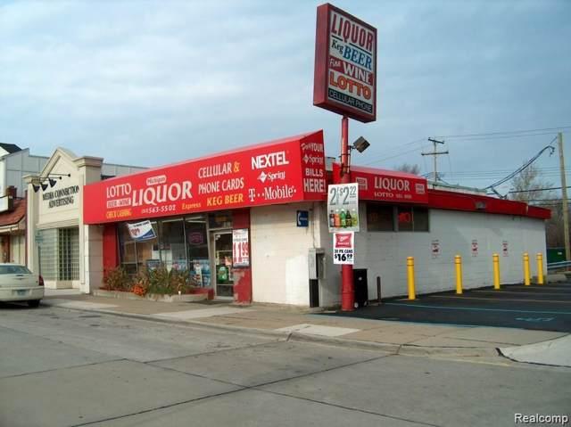 24428 Michigan Avenue, Dearborn, MI 48124 (#2200003038) :: The Mulvihill Group