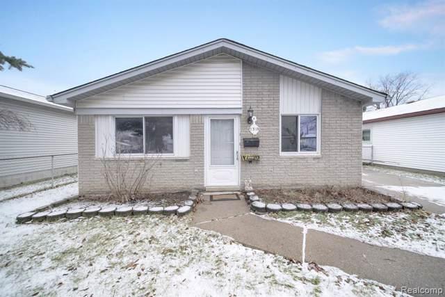 7215 Marian Avenue, Warren, MI 48092 (#2200003044) :: GK Real Estate Team