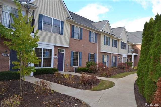 1030 Shiawassee Circle, Howell Twp, MI 48843 (#2200003064) :: The Buckley Jolley Real Estate Team