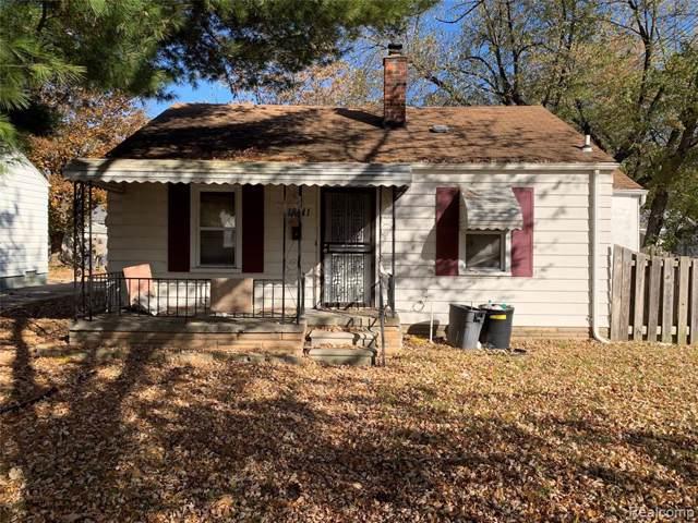 18811 Kingsville Street, Harper Woods, MI 48225 (#2200003173) :: The Buckley Jolley Real Estate Team