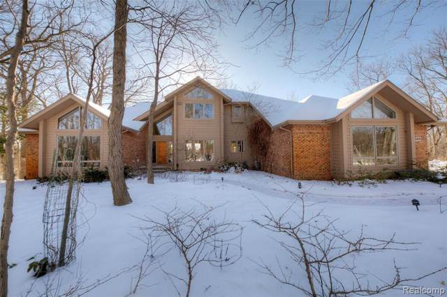 5478 Meadowcrest Drive, Superior Twp, MI 48105 (#2200003219) :: The Mulvihill Group