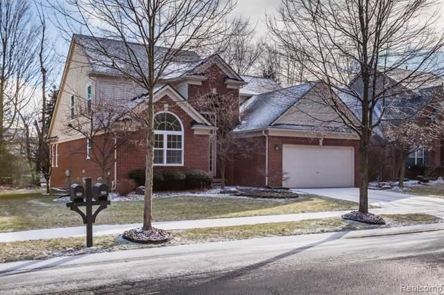 25611 Abbey Drive, Novi, MI 48374 (#2200003332) :: Duneske Real Estate Advisors