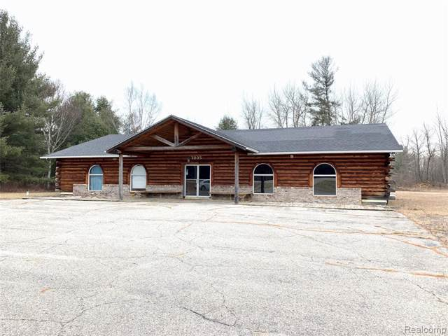 7035 State Road, Vassar Twp, MI 48746 (#2200003336) :: The Buckley Jolley Real Estate Team