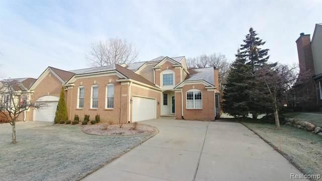 1692 Maple Creek Court #120, Rochester, MI 48306 (#2200003346) :: The Alex Nugent Team | Real Estate One