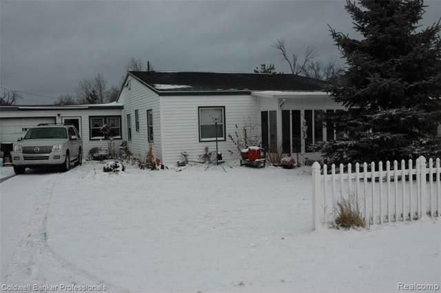 510 W Michigan Avenue, OSCODA TWP, MI 48750 (#2200003390) :: Alan Brown Group