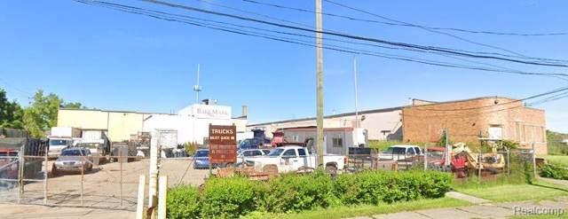 14559 Wildemere, Detroit, MI 48238 (MLS #2200003409) :: The Toth Team