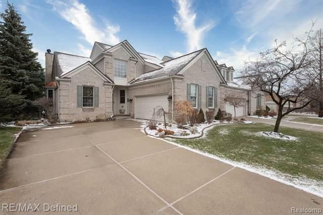 1376 Copper Circle, Rochester, MI 48306 (#2200003443) :: The Alex Nugent Team | Real Estate One