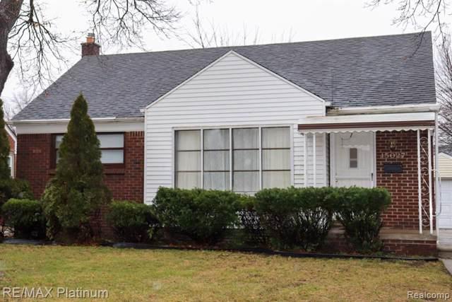 15027 Jonas Avenue, Allen Park, MI 48101 (#2200003455) :: The Buckley Jolley Real Estate Team
