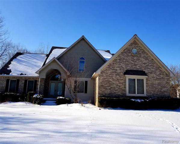 4055 Pontiac Trail, Ann Arbor Twp, MI 48105 (#2200003459) :: The Buckley Jolley Real Estate Team