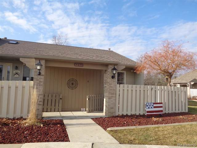 62310 Arlington Circle #6, South Lyon, MI 48178 (#2200003461) :: Springview Realty