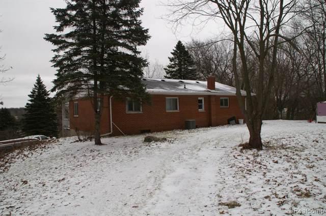 18957 Williamsville Road, Unadilla Twp, MI 48137 (#2200003538) :: The Buckley Jolley Real Estate Team