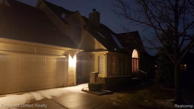 16897 Boulder Way #69, Macomb Twp, MI 48042 (#2200003623) :: The Alex Nugent Team | Real Estate One