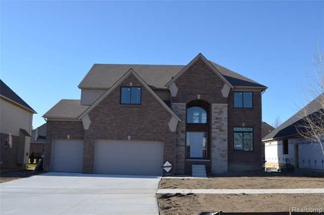 52453 Battanwood Drive, Macomb Twp, MI 48042 (#2200003647) :: The Alex Nugent Team | Real Estate One