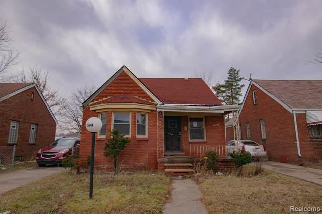 19141 Gable Street, Detroit, MI 48234 (#2200003683) :: RE/MAX Nexus