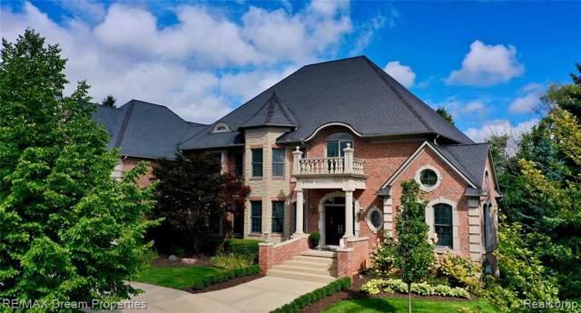 47530 Bellagio Dr, Novi, MI 48167 (#2200003715) :: Duneske Real Estate Advisors