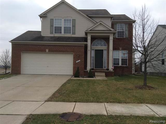 7340 Essex Drive, Ypsilanti Twp, MI 48197 (#2200003723) :: The Buckley Jolley Real Estate Team