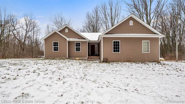 2815 Cedar Creek Road, Arcadia Twp, MI 48412 (#2200003756) :: The Buckley Jolley Real Estate Team