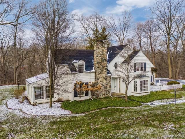 27360 W Fourteen Mile Road, Franklin Vlg, MI 48025 (#2200003784) :: The Alex Nugent Team | Real Estate One