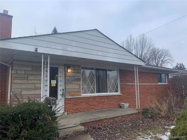 25581 Cunningham Avenue, Warren, MI 48091 (#2200003803) :: The Buckley Jolley Real Estate Team