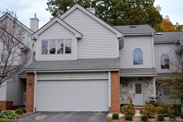 6595 Scenic Pines Court, Independence Twp, MI 48346 (#2200003862) :: The Mulvihill Group