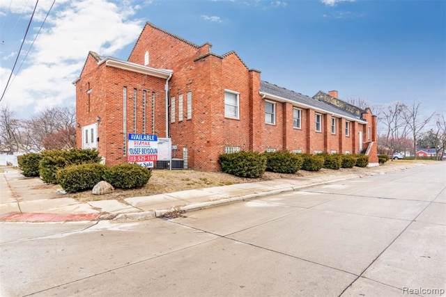 5039 Woodward Street, Wayne, MI 48184 (#2200003882) :: Novak & Associates