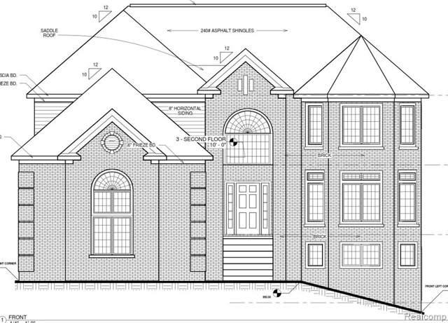 0000 Avon Rd., Rochester Hills, MI 48309 (#2200003909) :: The Alex Nugent Team | Real Estate One