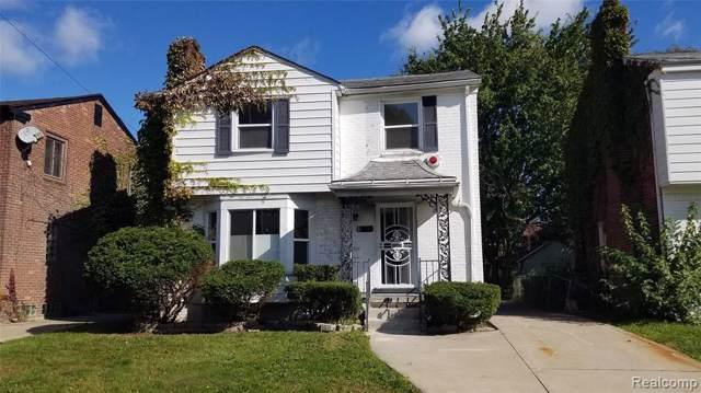 19752 Hartwell Street, Detroit, MI 48235 (#2200003923) :: The Buckley Jolley Real Estate Team