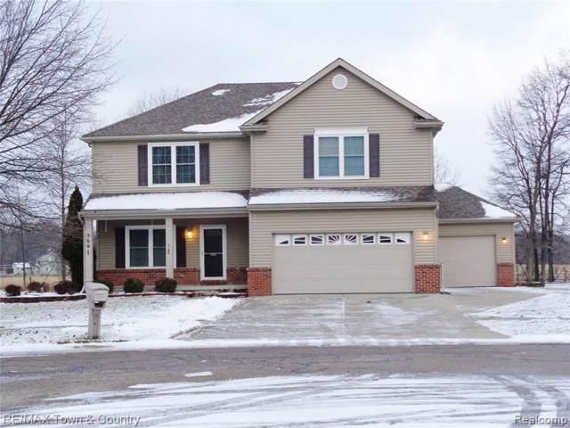366 Sweet Briar Ridge, Linden, MI 48451 (#2200003950) :: The Buckley Jolley Real Estate Team