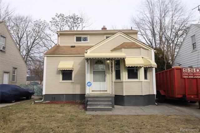 18785 Elkhart Street, Harper Woods, MI 48225 (#2200003972) :: The Buckley Jolley Real Estate Team