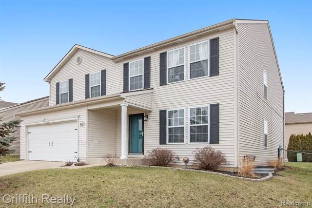 8626 Rifle River Drive, Handy Twp, MI 48836 (#2200004023) :: The Buckley Jolley Real Estate Team