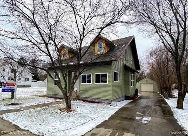 212 Goodrich Street, Vassar, MI 48768 (#2200004043) :: GK Real Estate Team