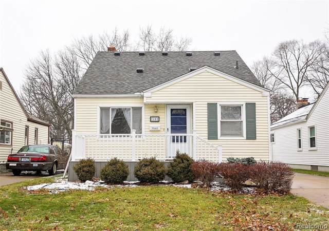 3402 Hunter Avenue, Royal Oak, MI 48073 (#2200004046) :: The Alex Nugent Team   Real Estate One