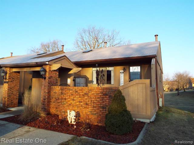 25664 Lexington Drive #6, South Lyon, MI 48178 (#2200004065) :: Duneske Real Estate Advisors