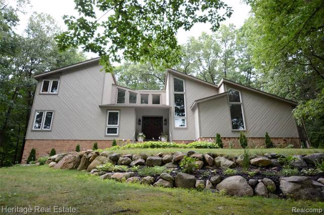7450 Deerhill Drive, Independence Twp, MI 48346 (#2200004071) :: The Buckley Jolley Real Estate Team