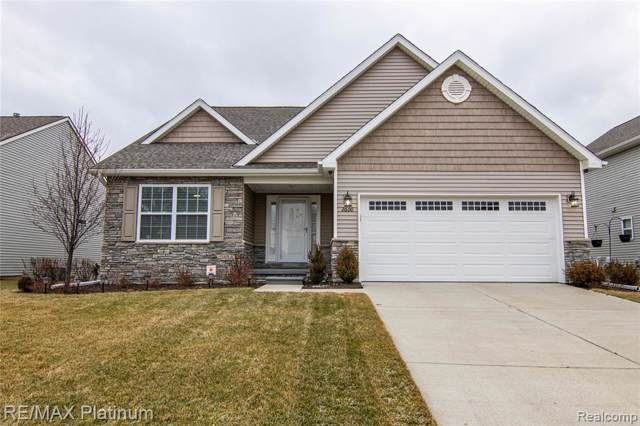 2600 Willowcrest Circle, Oceola Twp, MI 48843 (#2200004078) :: The Buckley Jolley Real Estate Team