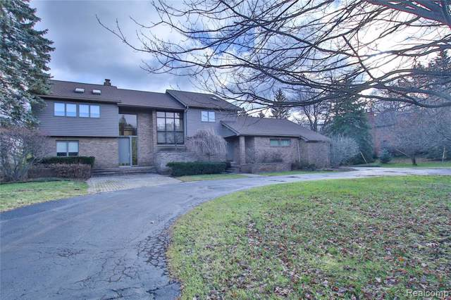 2565 Lahser Road, Bloomfield Hills, MI 48304 (#2200004093) :: Alan Brown Group