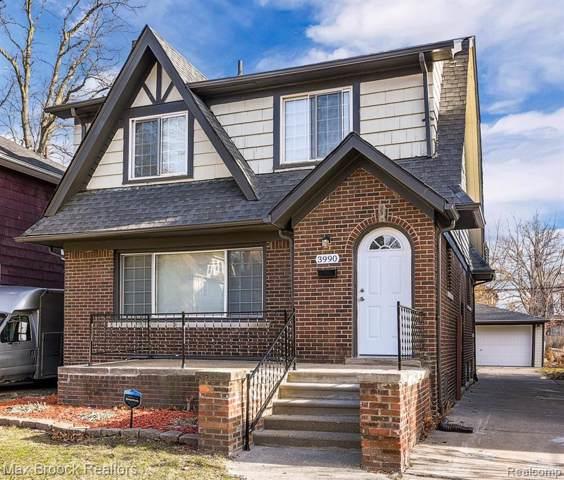 3990 3 MILE Drive, Detroit, MI 48224 (#2200004104) :: RE/MAX Classic