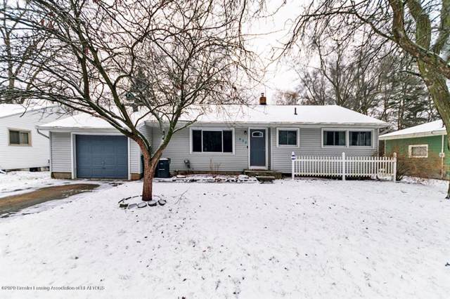 530 Moorland Drive, East Lansing, MI 48823 (#630000243584) :: The Alex Nugent Team | Real Estate One