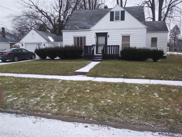 1552 Lavender Avenue, Flint, MI 48504 (MLS #2200004145) :: The Toth Team