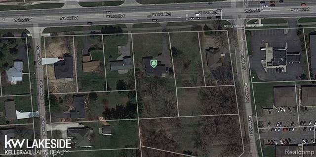 1473 Walton Boulevard, Rochester Hills, MI 48309 (#2200004158) :: The Alex Nugent Team | Real Estate One