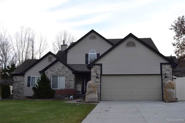 5933 Meadowgreene Drive, Waterford Twp, MI 48327 (#2200004215) :: The Alex Nugent Team | Real Estate One