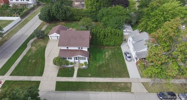 2011 Evangeline Street, Dearborn Heights, MI 48127 (#2200004219) :: RE/MAX Nexus