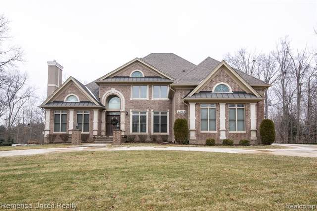 23754 Point O Woods Court, Lyon Twp, MI 48178 (#2200004223) :: The Buckley Jolley Real Estate Team