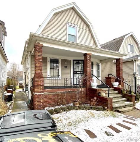 8369 Longworth Street, Detroit, MI 48209 (#2200004228) :: The Buckley Jolley Real Estate Team