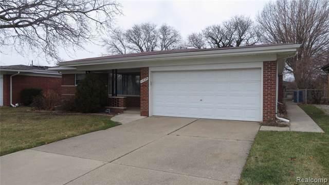 11529 Irene Avenue, Warren, MI 48093 (#2200004234) :: GK Real Estate Team