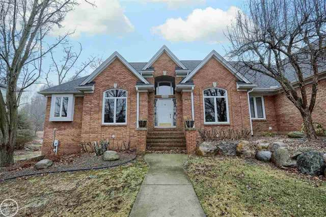 57183 Willow Way, Washington Twp, MI 48094 (#58050003657) :: The Alex Nugent Team | Real Estate One